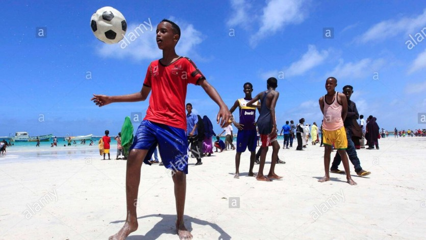 The Afterschool Sports Program